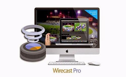 دانلود نرم افزار Telestream Wirecast Pro