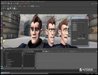 Autodesk Maya LT 2014 WIN64/MAC