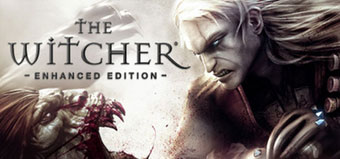 the witcher - screen