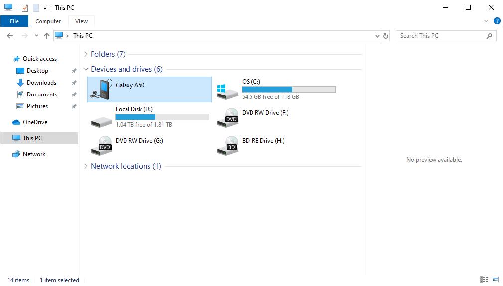 آموزش نصب فایل APK و دیتا از طریق دیوایس اندروید