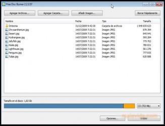 Free Disc Burner 3.0.19.1219
