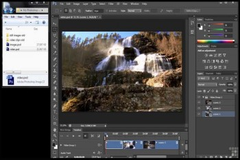 Editing Video and Animation with Adobe Photoshop