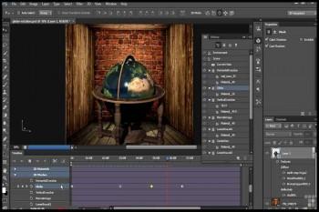 InfiniteSkills Learning 3D Modeling in Photoshop