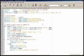 Infiniteskills PHP Security