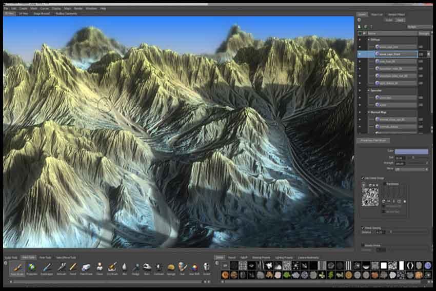 InfiniteSkills Autodesk Mudbox 2012