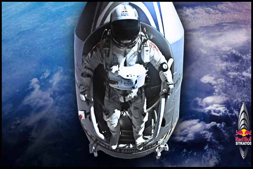 Space Dive The Red Bull Stratos Story 2012