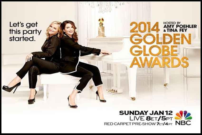 The 71st Annual Golden Globe Awards 2014