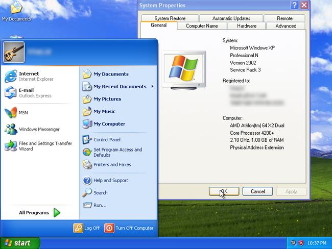 دانلود ویندوز Windows XP Professional SP3 x86 Integrated January 2014