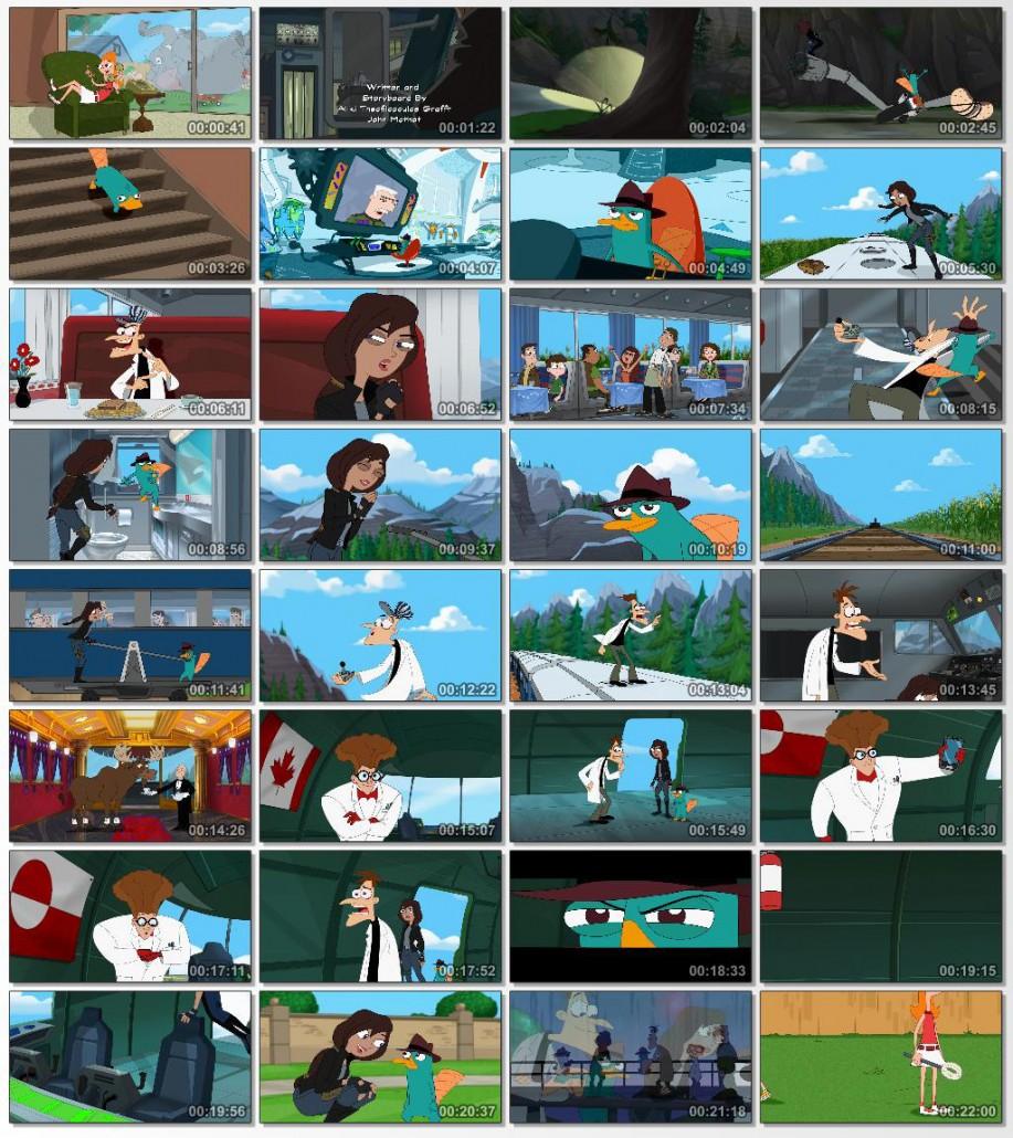 دانلود انیمیشن Phineas and Ferb Tv Series سریال فینیاس و فرب
