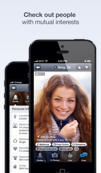دانلود نرم افزار مسنجر حرفه ای Badoo Premium برای آیفون
