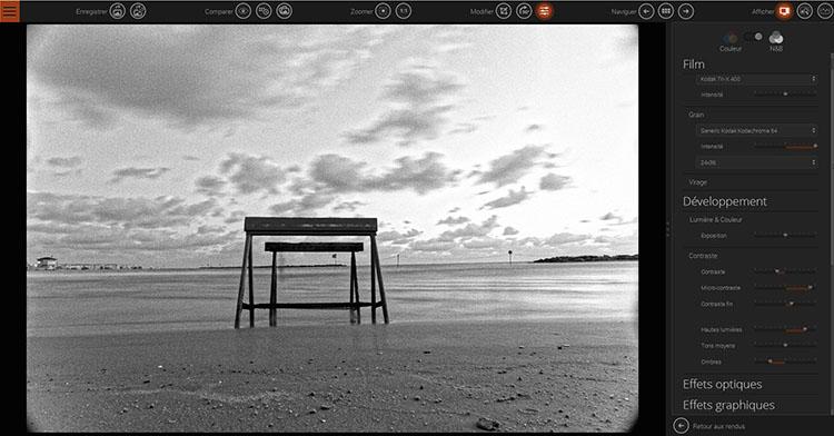نرم افزار افکت گذاری بر روی تصاویر DxO Labs DxO FilmPack Expert 4.5.1