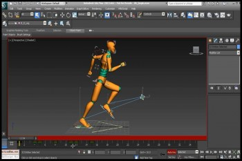 Digital Tutors Creating Run Cycles in 3ds Max