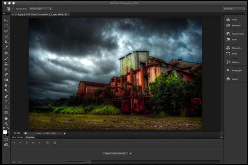 Digital Tutors 3D Texturing Overview in Photoshop