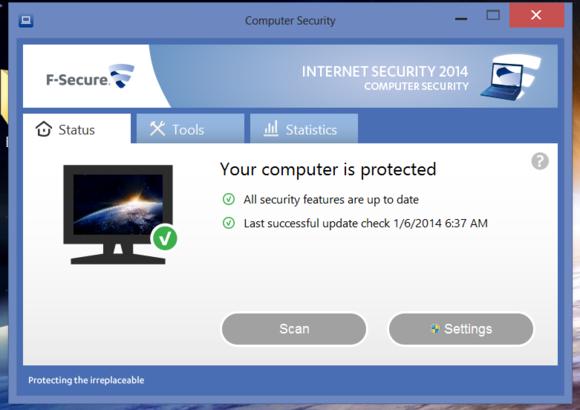 دانلود نرم افزار F-Secure Internet Security 2014 امنیت اینترنت