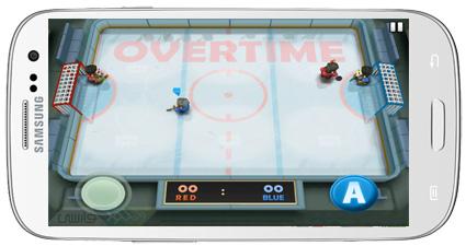 دانلود بازی Ice Rage 2014 هاکی روی یخ برای اندروید