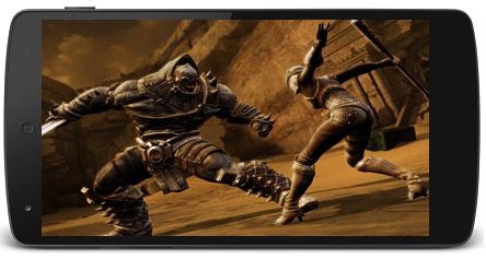 دانلود بازی Infinity Blade 3 تیغه مرگبار برای آیفون آیپد
