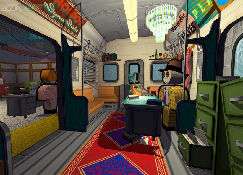دانلود بازی کامپیوتر Jazzpunk جازپانک