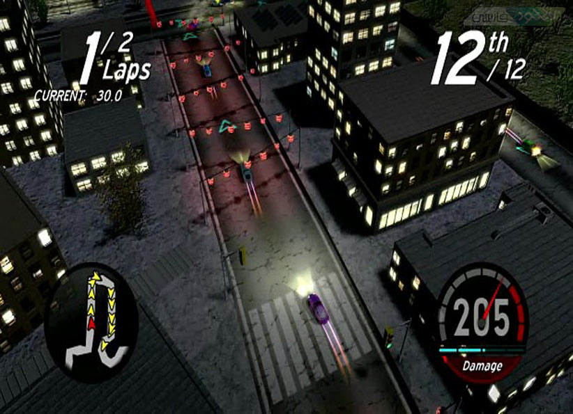 دانلود بازی کامپیوتر Little Racers STREET مسابقات خیابانی