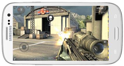 دانلود بازی Modern Combat 3 Fallen Nation مدرن کمبات 3 برای اندروید