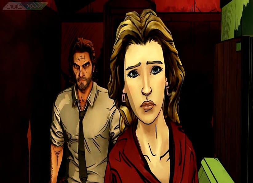 دانلود بازی کامپیوتر The Wolf Among Us Episode 2 Smoke and Mirrors