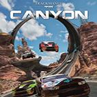 دانلود بازی کامپیوتر ترک مانیا TrackMania 2: Canyon