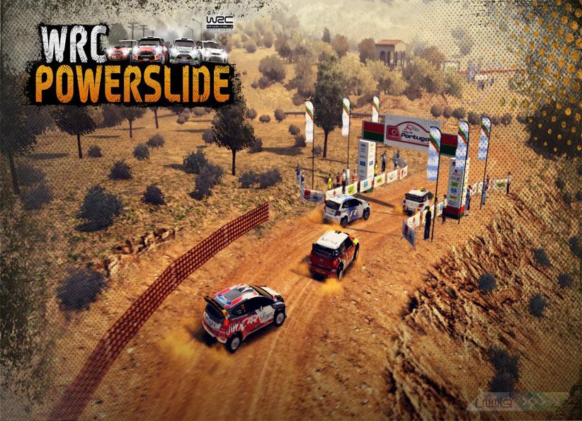 دانلود بازی WRC Powerslide مسابقات رالی پاور اسلاید