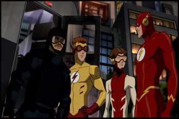 Young Justice 4.www .download.ir  350x233 دانلود انیمیشن سریالی Young Justice عدالت جویان جوان
