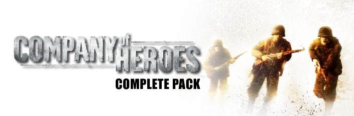 دانلود مجموعه بازی کامپیوتر Company of Heroes گروهان قهرمانان