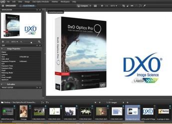 Dxo Optics Pro v9.1.4