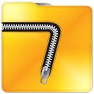 دانلود نرم افزار اندروید 7Zipper بازکردن فایل های فشرده