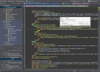 JetBrains WebStorm 8.0.1