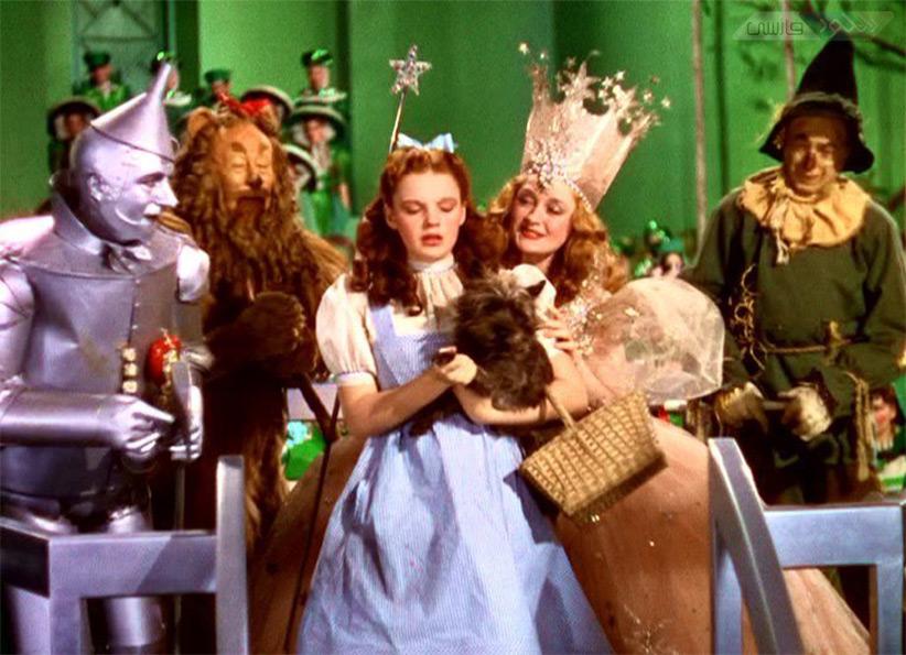 فیلم سینمایی the wizard of oz 1939 جادوگر از