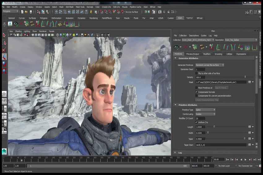 InfiniteSkills Learning Autodesk Maya 2015