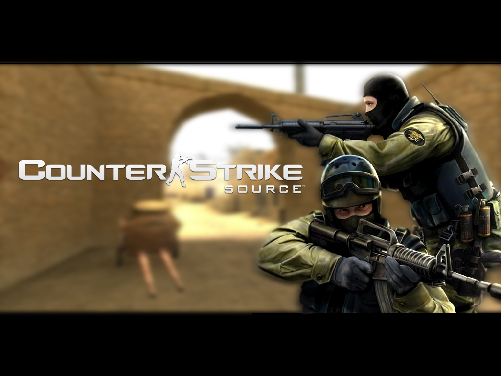 دانلود سری کامل بازی Counter Strike Source کانتر استرایک سورس