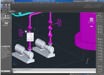 Autodesks AutoCAD Plant 3D 2015
