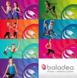 Baladea Fitness and Wellness System with Holly Perkins 2014