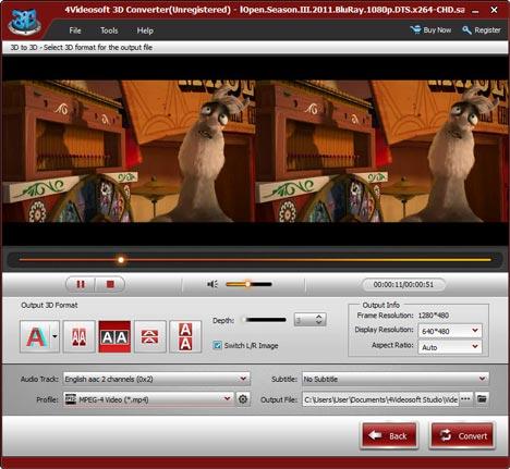 4Videosoft 3D Converter 5.1.22.16562-2