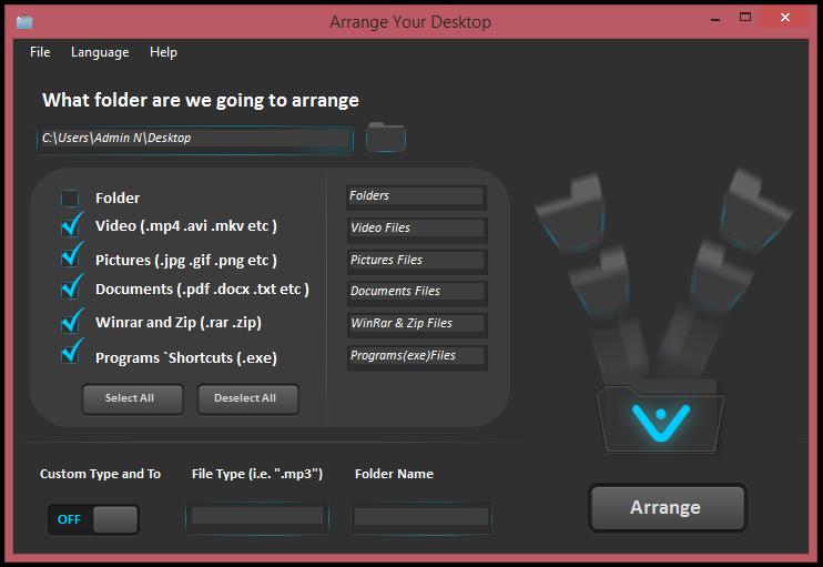 Arrange-Your-Desktop-www.download.ir