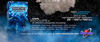 Compositors Toolkit Visual FX Library 3 - Screen2