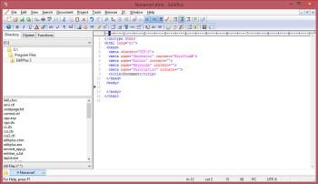 دانلود نرم افزار قدرتمند EditPlus جایگزین نوت پد ویندوز