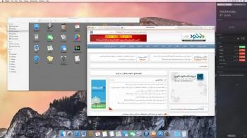 دانلود آخرین نسخه Mac OS X 10.10 Yosemite Beta مک او اس