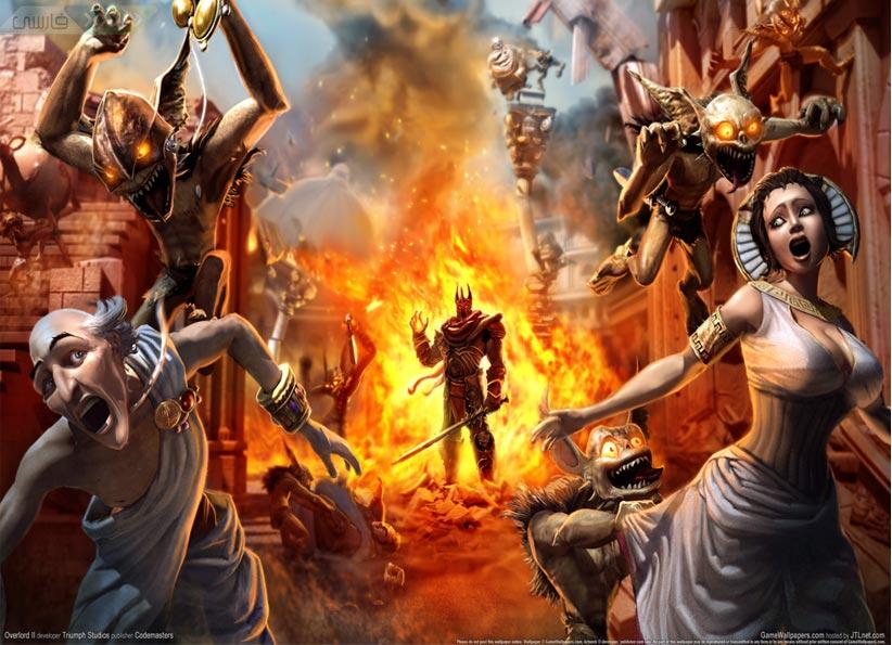 دانلود بازی Overlord II برای کامپیوتر
