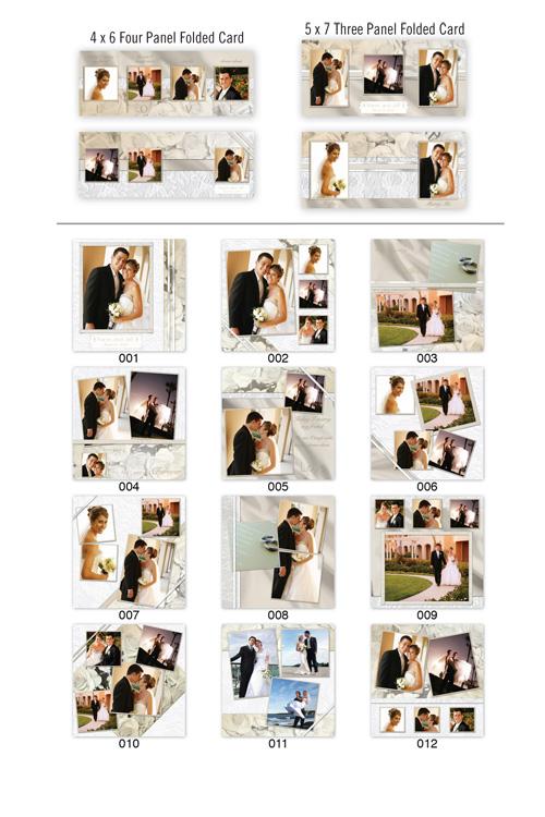 دانلود قالب های PSD برای عکس های آتلیه عروسی Graphic Authority