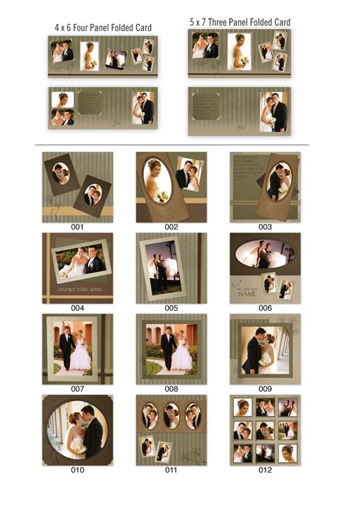 Graphic Autority - Wedding Templates