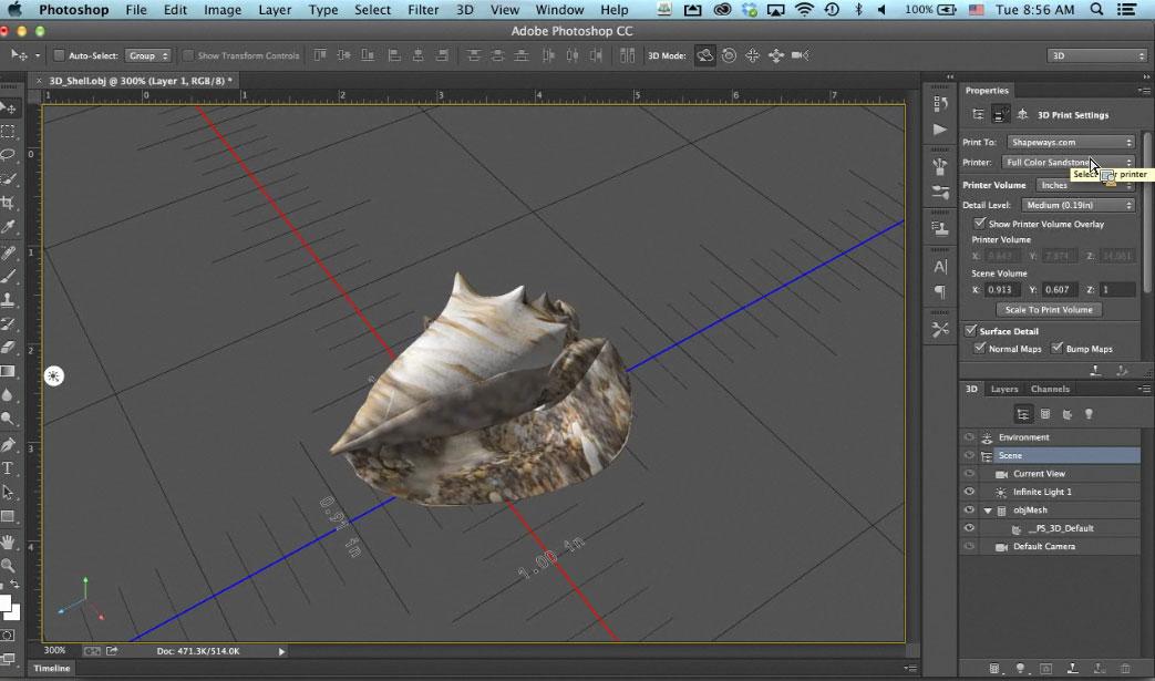دانلود نرم افزار Adobe Photoshop CC همراه با تمامی آپدیت ها