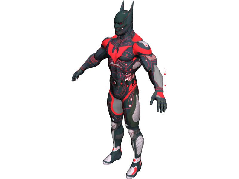 دانلود مدل های سه بعدی شخصیت های فیلم و کارتون 3D Models