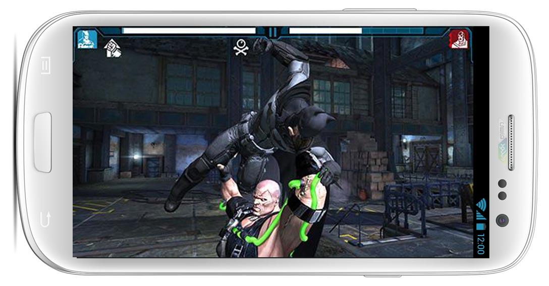دانلود بازی Batman Arkham Origins بتمن حامی آرخام برای اندروید