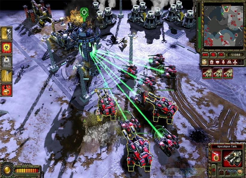 دانلود بازی Command And Conquer Red Alert 3 برای کامپیوتر