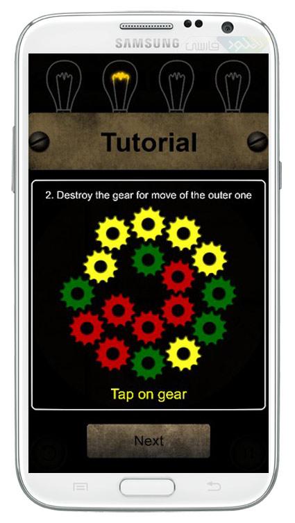 دانلود بازی Gears by Experimental games چرخ دنده ها برای اندروید