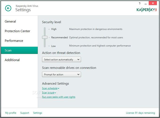 دانلود نرم افزار آنتی ویروس 2015 Kaspersky